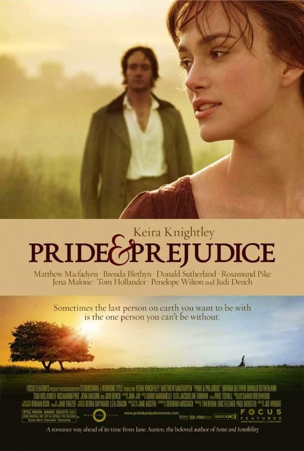 Pride and Prejudice Movie Poster
