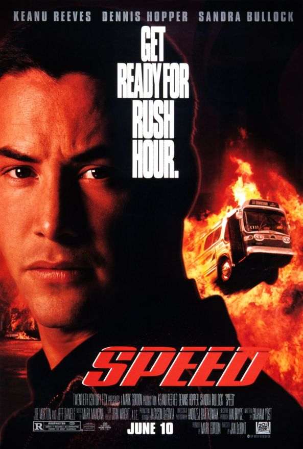 Speed Movie Poster
