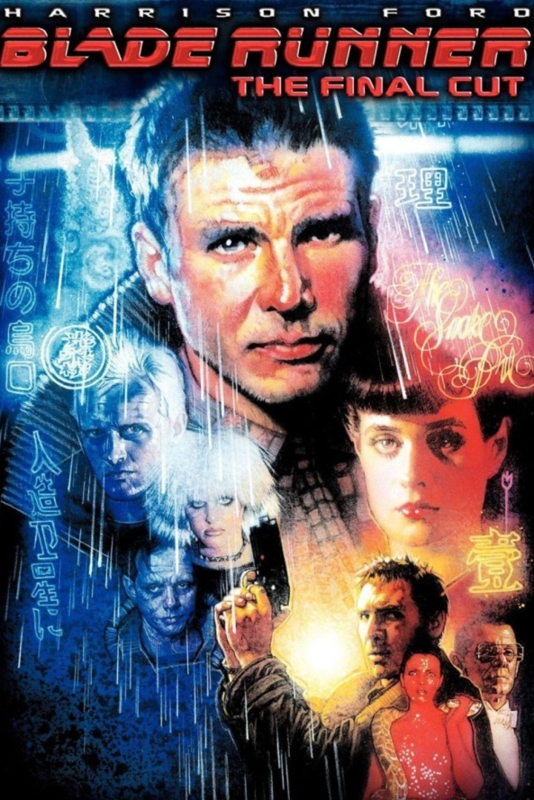 Blade Runner The Final Cut Movie Poster