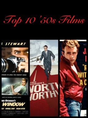 Top 10 50s Films