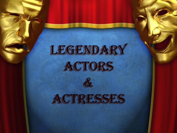 MATM Legendary Actors and Actresses Logo
