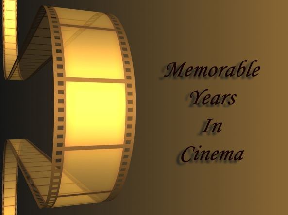 Memorable Years in Cinema