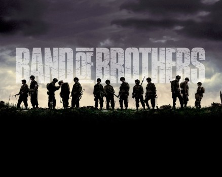 Band of Brothers Movie Poster