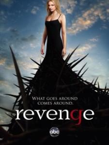 Revenge Television Show Poster