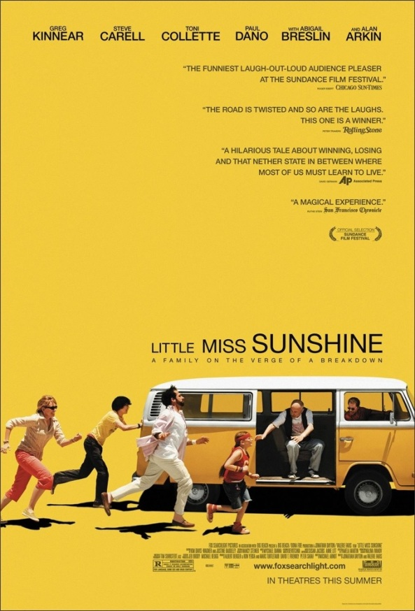 Little Miss Sunshine Movie Poster