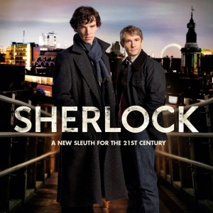 Sherlock Television Show Poster