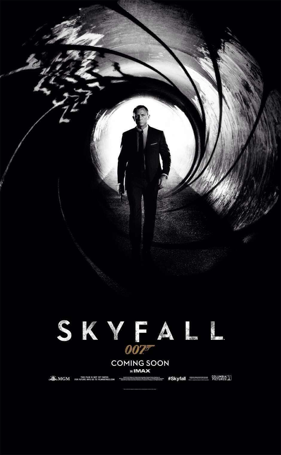 Skyfall Movie Poster
