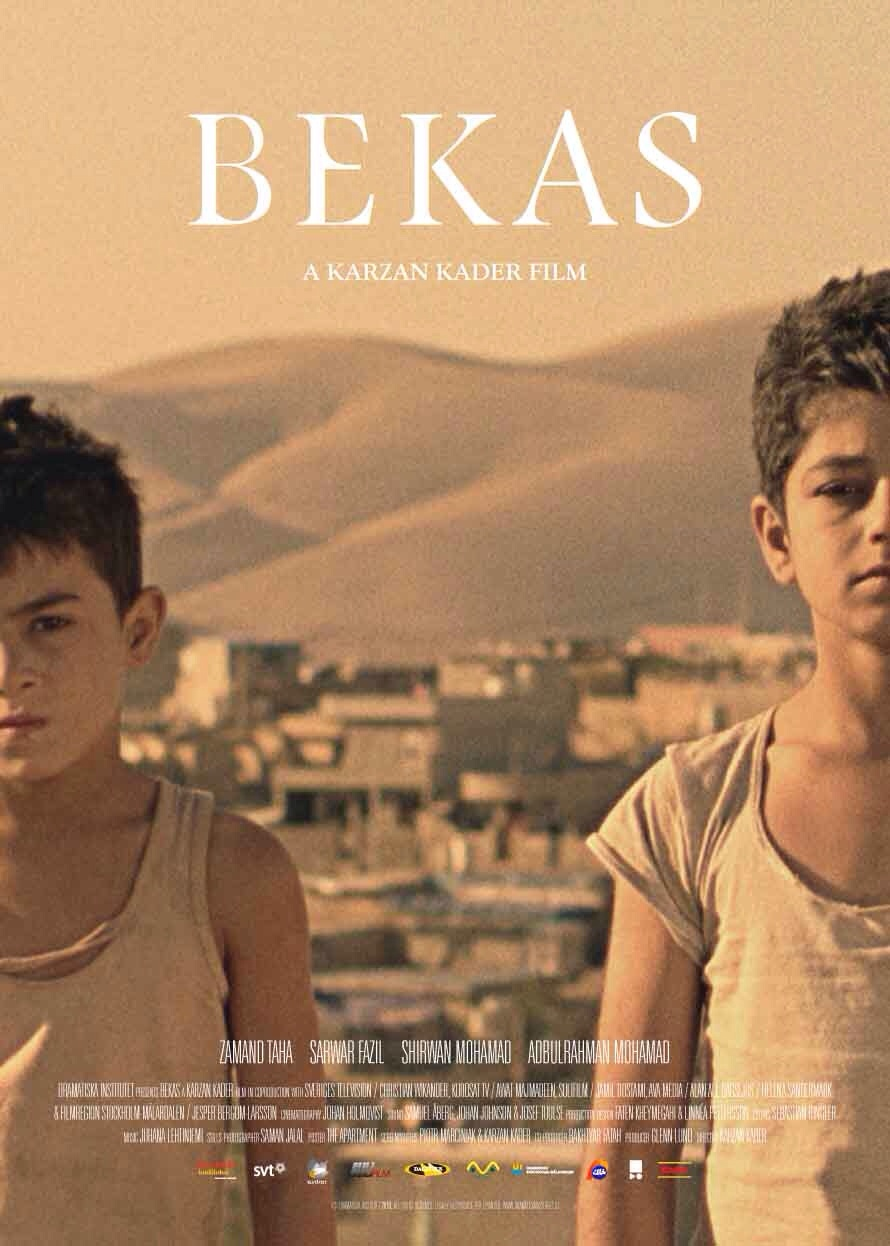Bekas Movie Poster