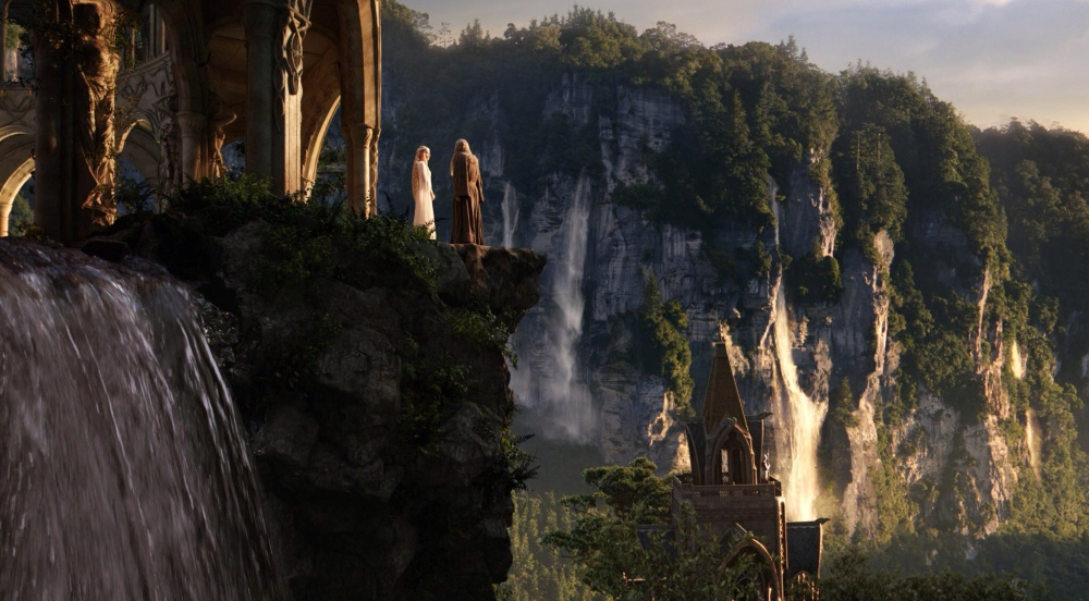 The Hobbit An Unexpected Journey Visual Effects