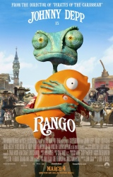 Rango Movie Poster