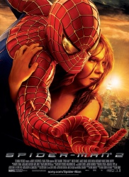 Spider-man 2 Movie Poster