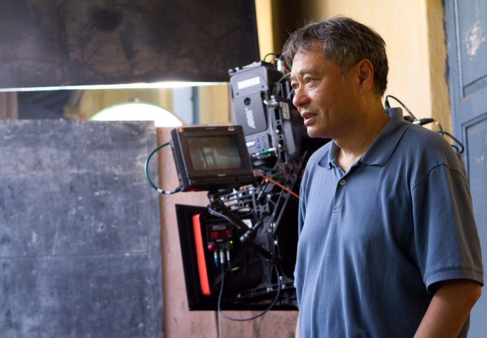 Ang Lee Life of Pi Director