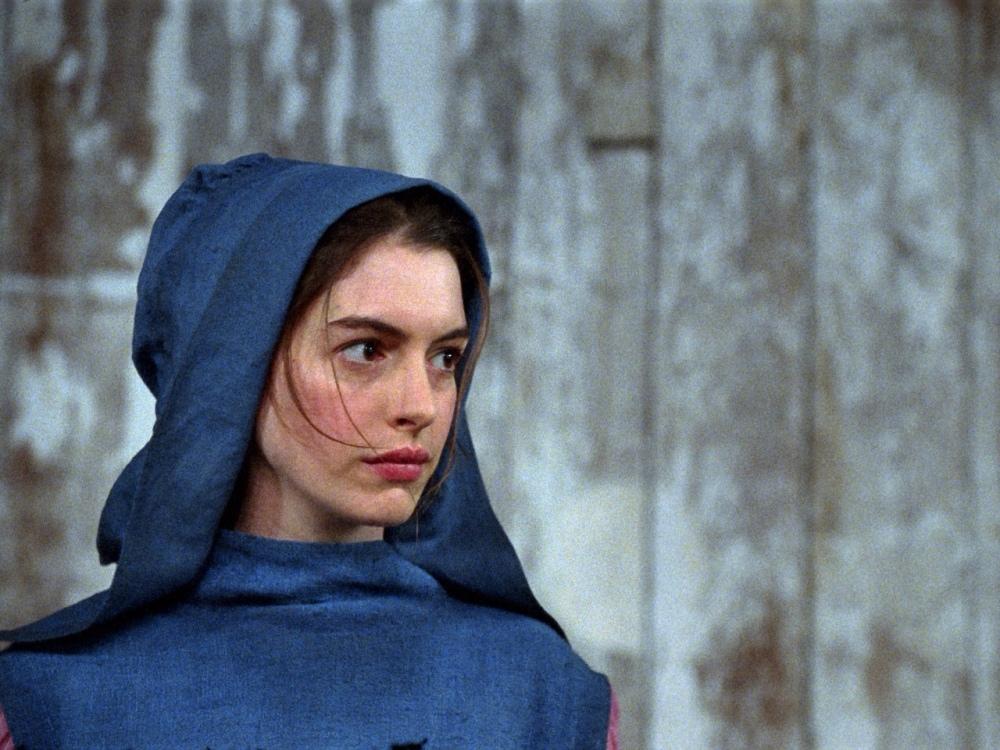 Anne Hathaway Les Miserables Fantine