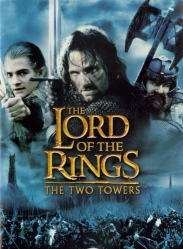 Lord of the Rings The Two Towers Movie Poster