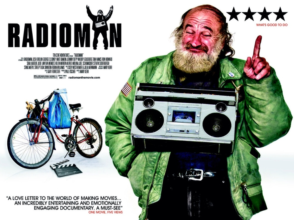 Radioman Movie Poster