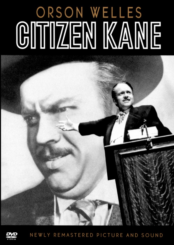 Citizen Kane Movie Poster