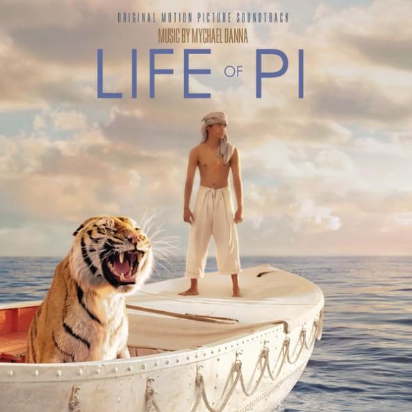Life of Pi Original Score Mychael Danna