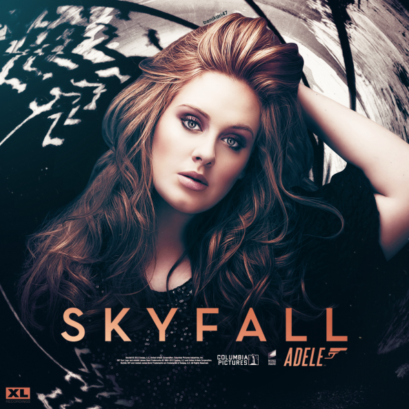 Skyfall Adele Original Song