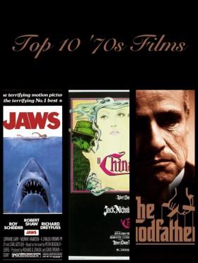 Top 10 70s Films