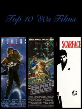 Top 10 80s Films