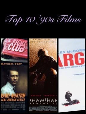 Top 10 90s Films