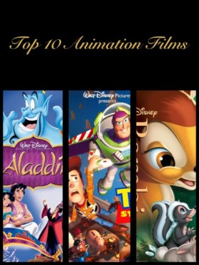 Top 10 Animation Films