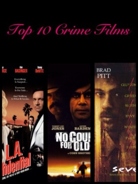 Top 10 Crime Films