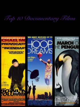 Top 10 Documentary Films