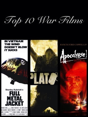 Top 10 War Films