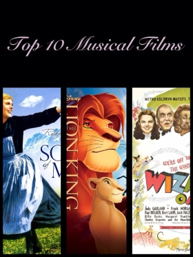 Top 10 Musical Films