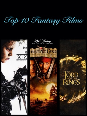 Top 10 Fantasy Films