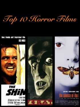 Top 10 Horror Films