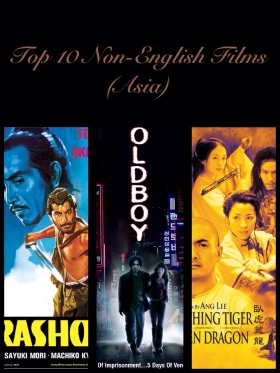 Top 10 Non-English Films (Asia)