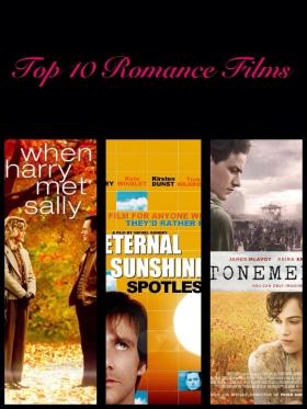 Top 10 Romance Films