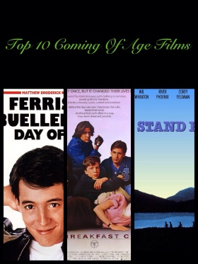 Top 10 Coming Of Age Films
