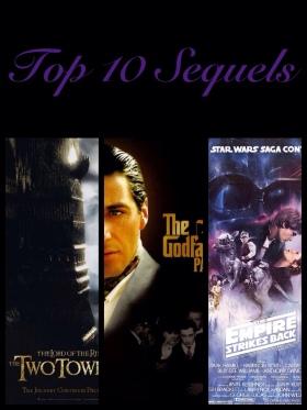 Top 10 Sequels