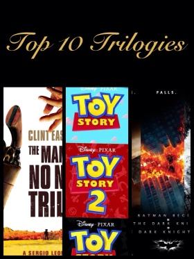 Top 10 Trilogies