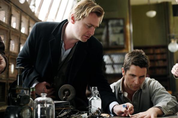 Christian Bale Christopher Nolan