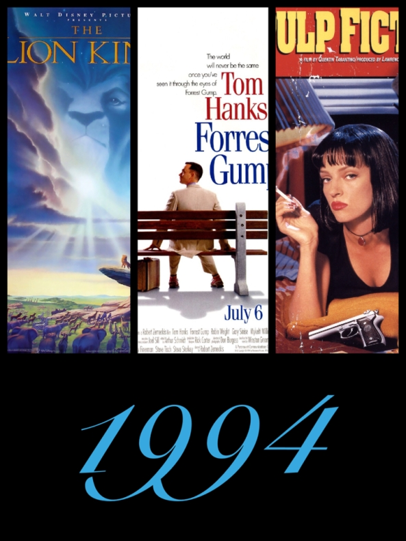 Memorable Years in Cinema 1994