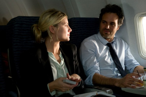 Melanie Laurent as Alma Dray (Left) & Mark Ruffalo as Dylan Rhodes (Right)