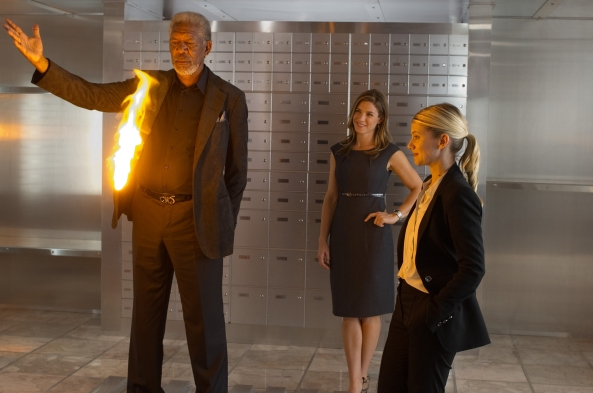 Now You See Me Morgan Freeman Cast 3
