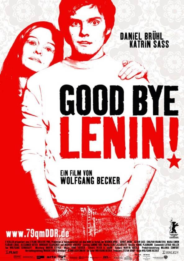 Good Bye Lenin Movie Poster