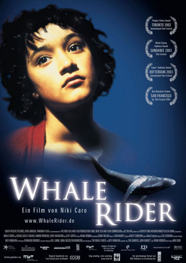 Whale Rider Movie Poster