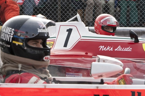 Rush James Hunt Niki Lauda
