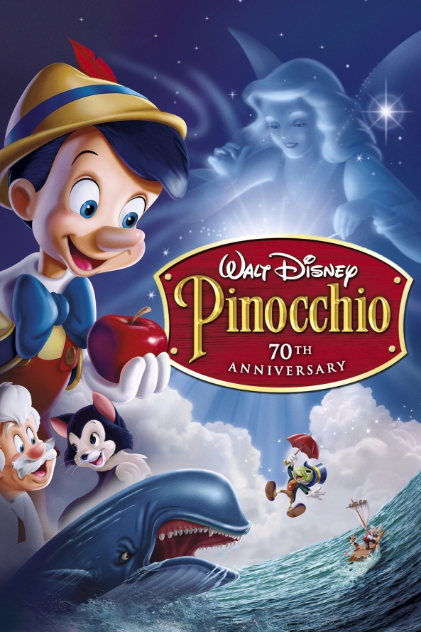 Pinocchio Movie Poster