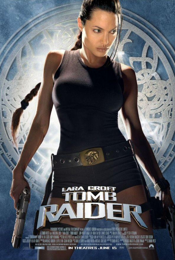 Lara Croft Tomb Raider Movie Poster