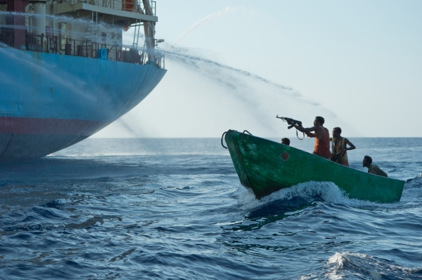 Captain Phillips Scene 1