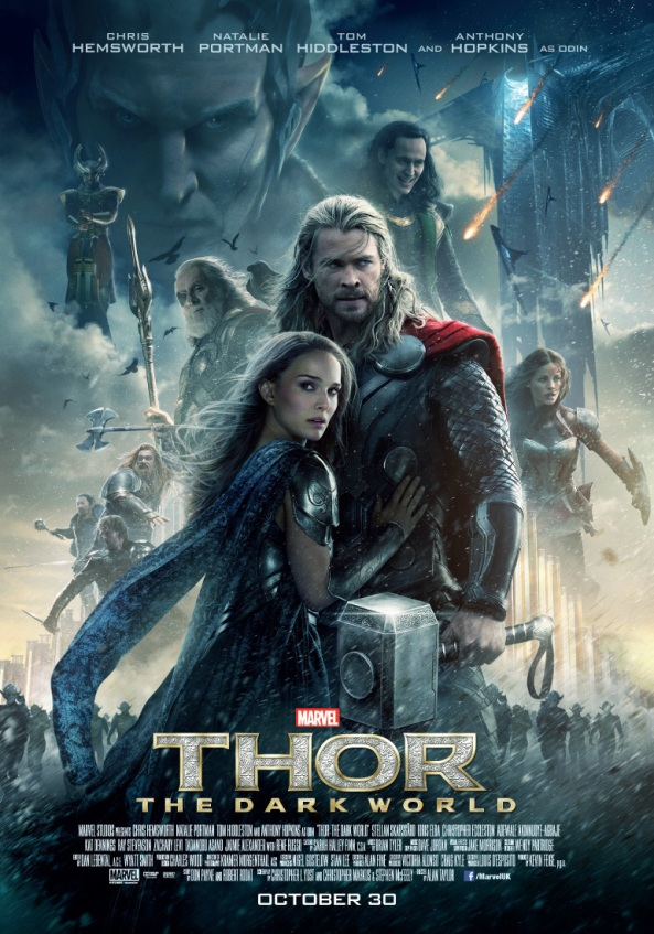 Thor The Dark World Movie Poster