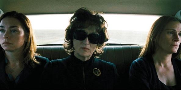 Julianne Nicholson Meryl Streep Julia Roberts August Osage County