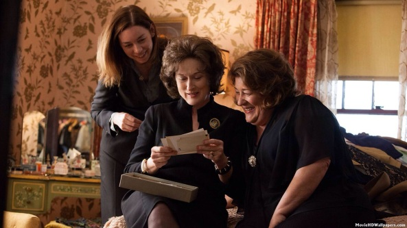 Julieanne Nicholson Meryl Streep Margo Martindale